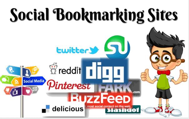 Popular social bookmarking sites, Off Page Optimization